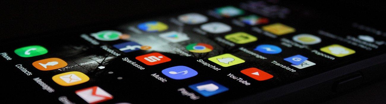 Applications d'un mobile.