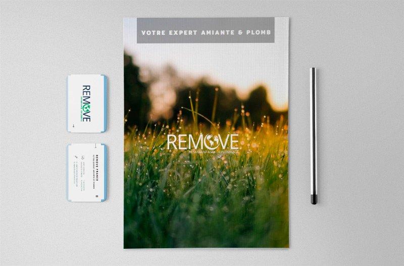 Brochure Remove France par Bfast-développement