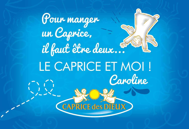 Carte de Caroline