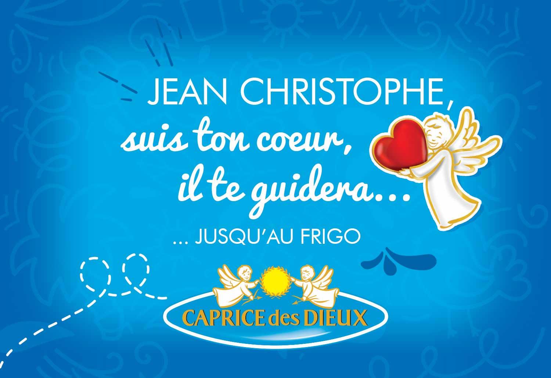 Carte de Jean-Christophe