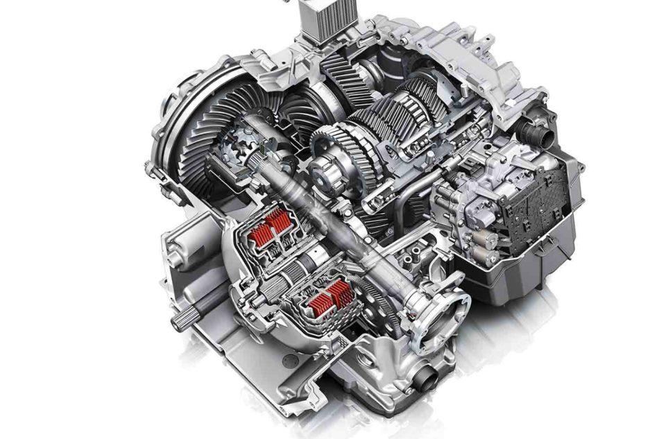 Moteur de la Audi R8